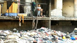Roma People Desperate Need
